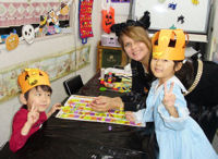 子供英会話ⅠA (幼児4~5才クラス)