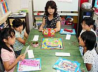 子ども英会話 GⅡ(小学生3.4年クラス)